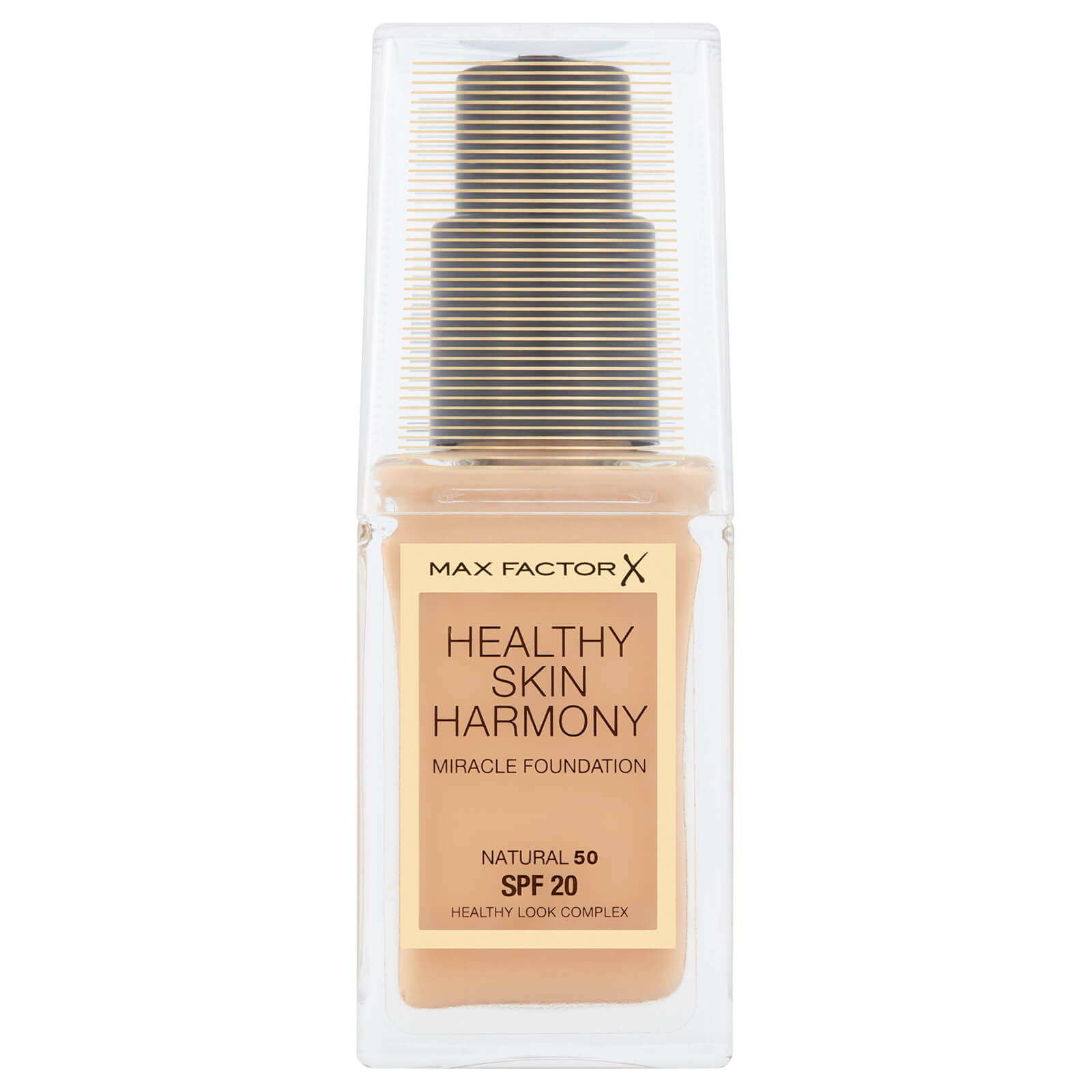max factor healthy skin foundation puder