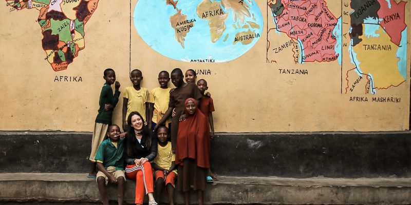 Dijana Kocic iskustvo Afrika