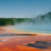 yellowstone national park egzotične destinacije
