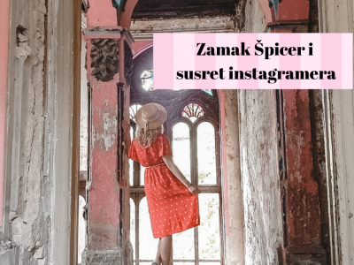 Zamak Špicer i susret instagramera